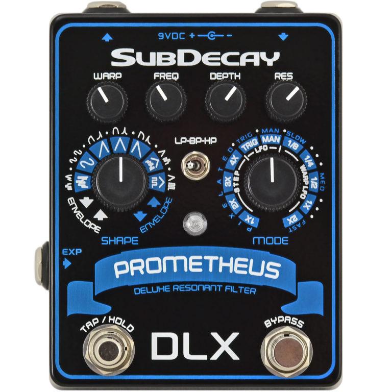 Prometheus DLX front