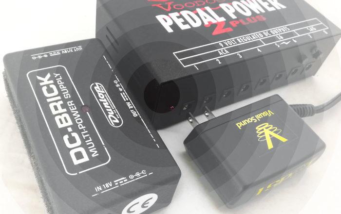 pedal power supplies
