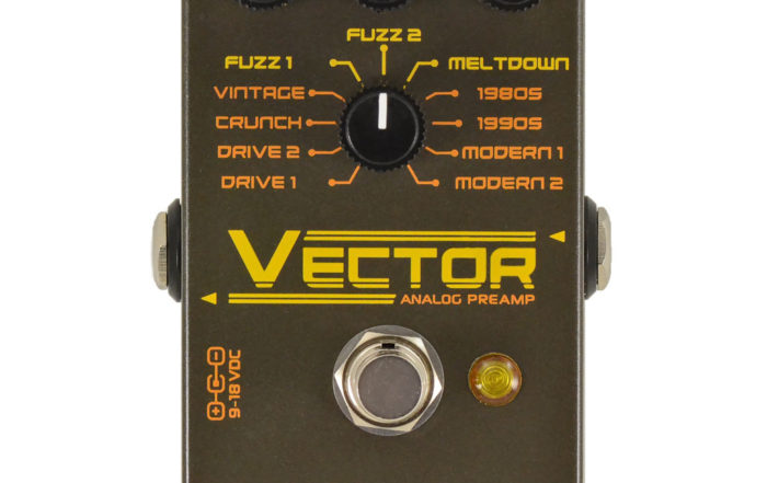 vector analog preamp